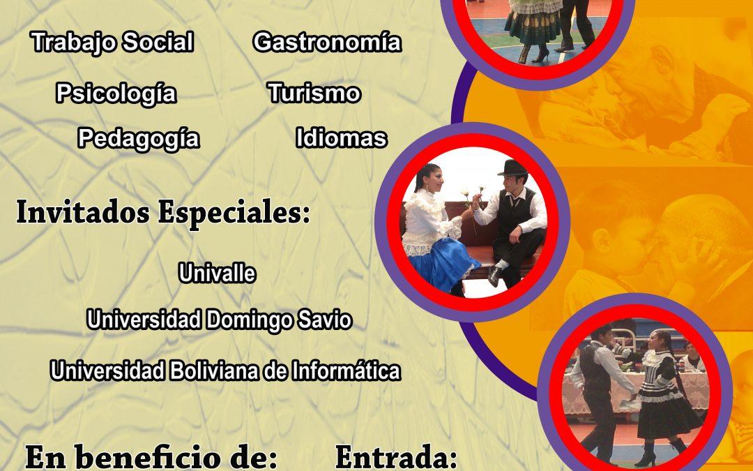 TERCER CONCURSO DE LA CUECA Y EL BAILECITO CHUQUISAQUEÑO
